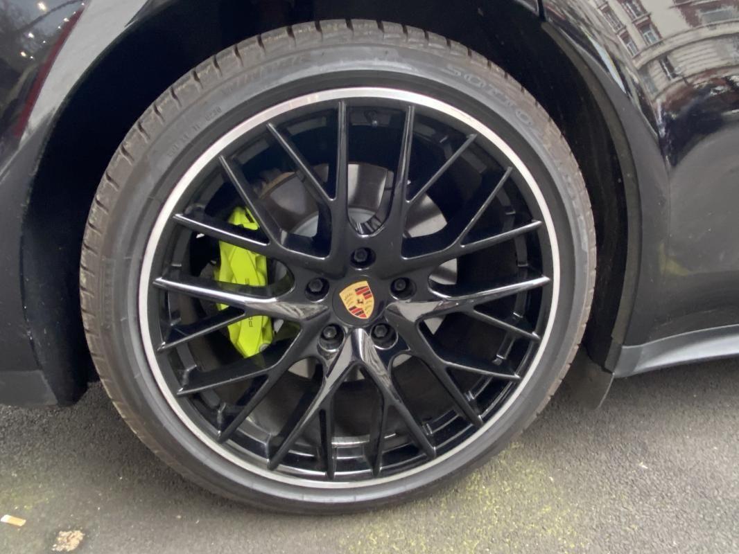 Porsche Panamera 4 V6 3.0 462 Hybrid Sport Turismo PDK Noir Métallisé - 28