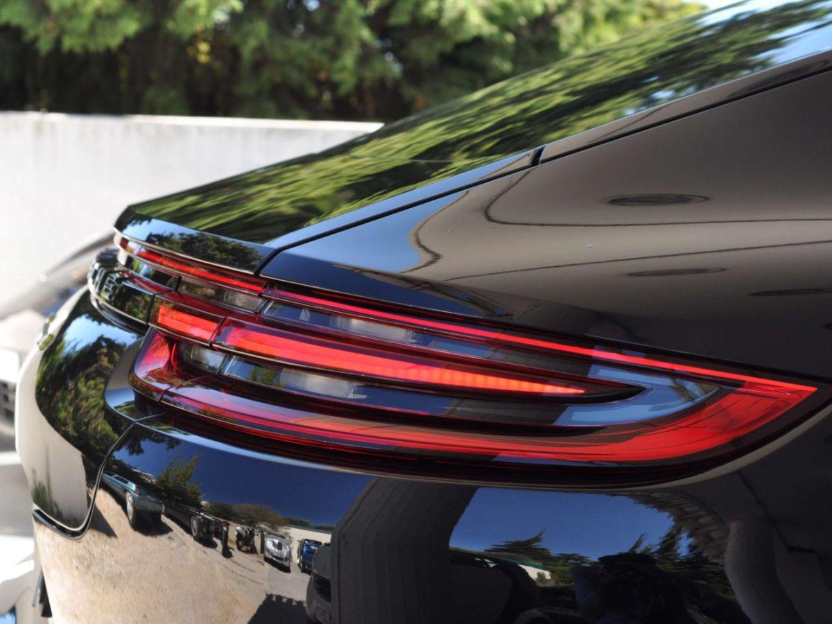 Porsche Panamera II 4 E-HYBRID Noir - 22