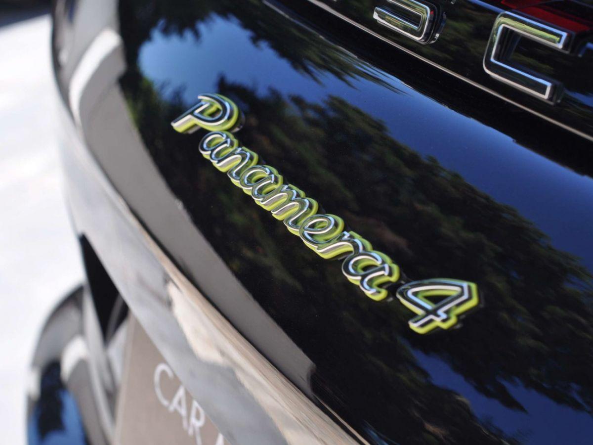 Porsche Panamera II 4 E-HYBRID Noir - 23