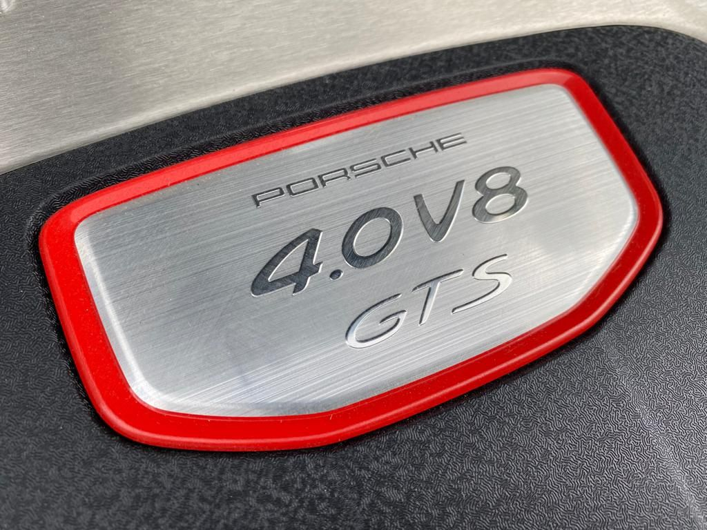 Porsche Panamera II GTS Gris Clair - 11
