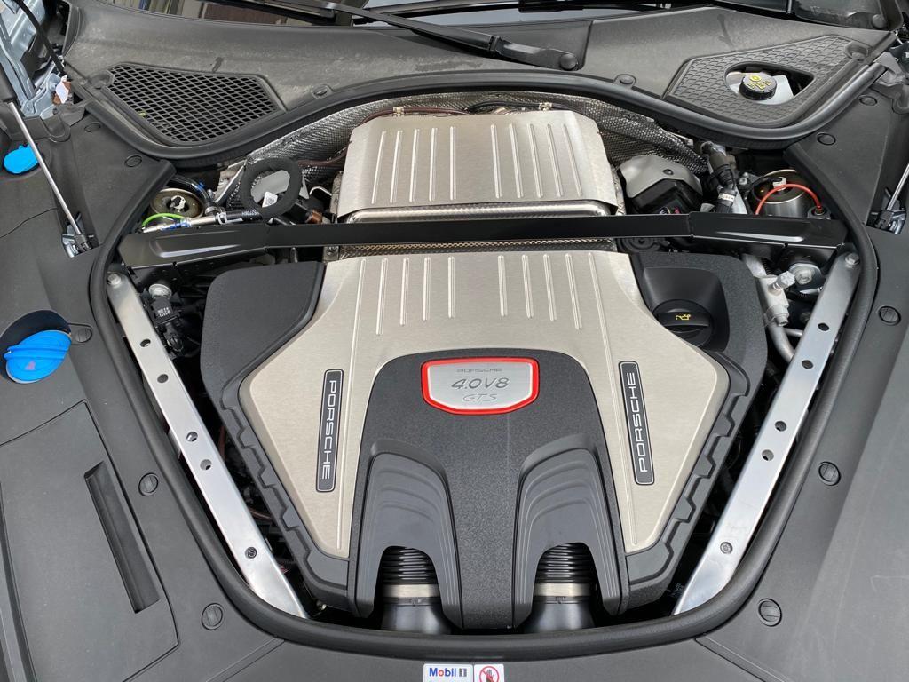 Porsche Panamera II GTS Gris Clair - 10
