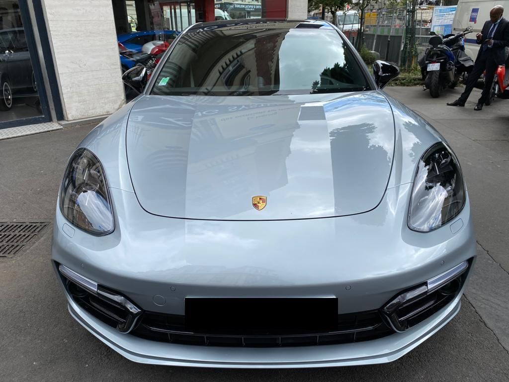 Porsche Panamera II GTS Gris Clair - 3