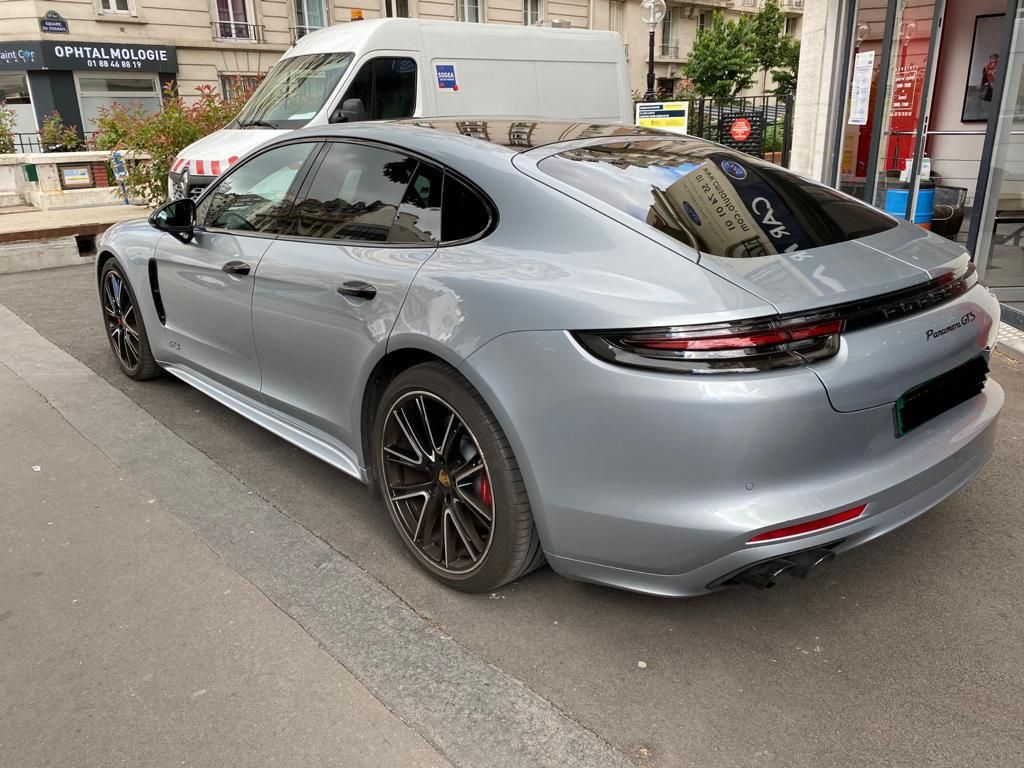 Porsche Panamera II GTS Gris Clair - 6
