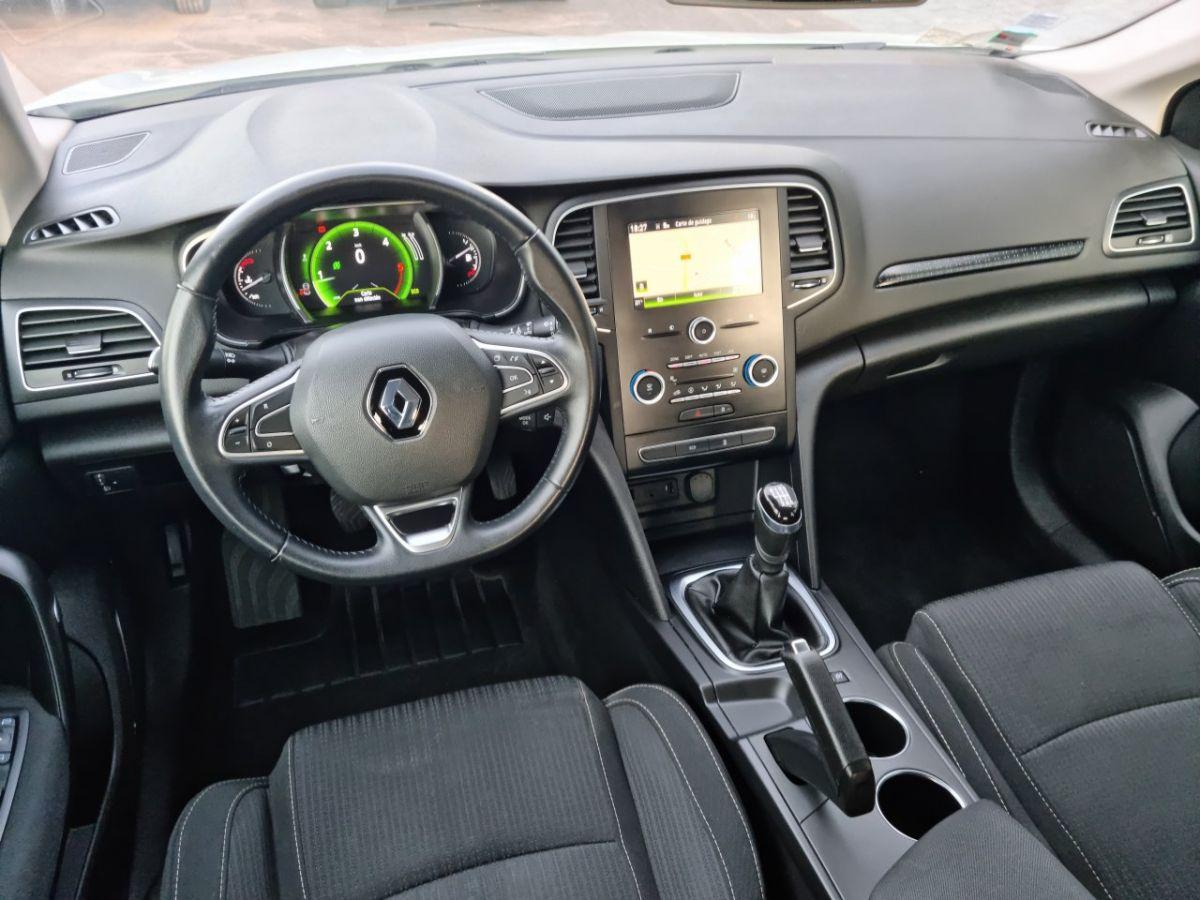 Renault Megane IV (BFB) 1.5 dCi 110ch energy Business BLANC - 21
