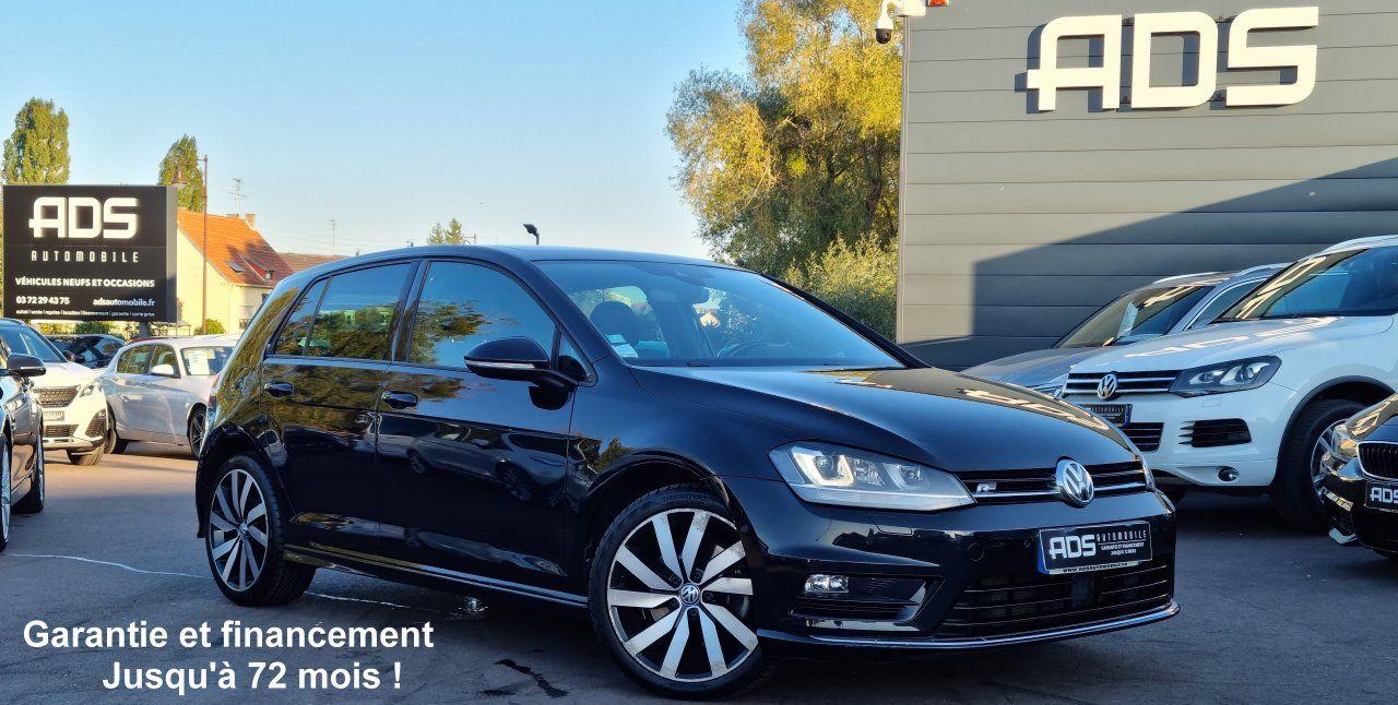 Volkswagen Golf VII 2.0 TDI 150ch BlueMotion Technology FAP Carat DSG6 5p Occasion
