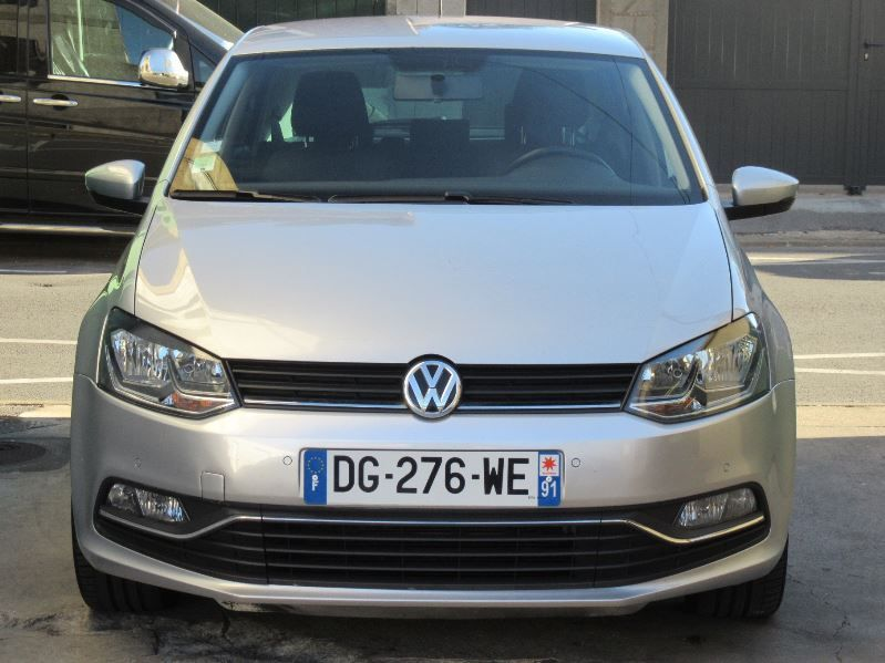 volkswagen polo 1 4 tdi 90ch bluemotion technology confortline dsg7 occasion corbeil essonnes. Black Bedroom Furniture Sets. Home Design Ideas