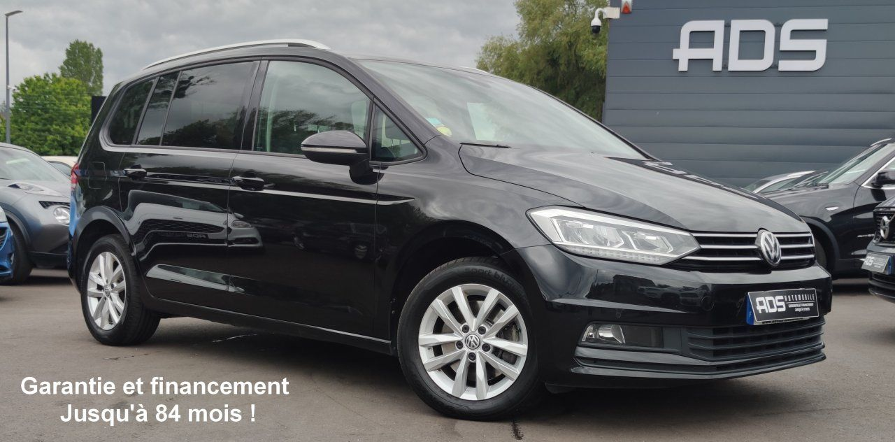 Volkswagen Touran III 1.6 TDI 115ch BlueMotion Technology FAP Confortline Business DSG7 7 places Occasion