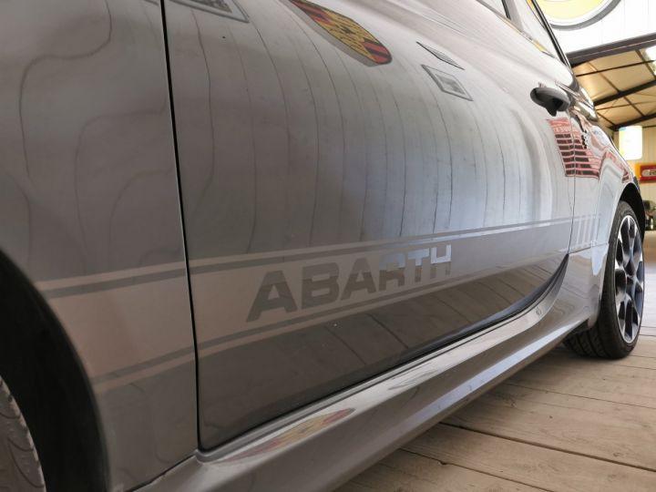 Abarth 500 1.4 T-JET 180 CV 595 COMPETIZIONE Gris - 12