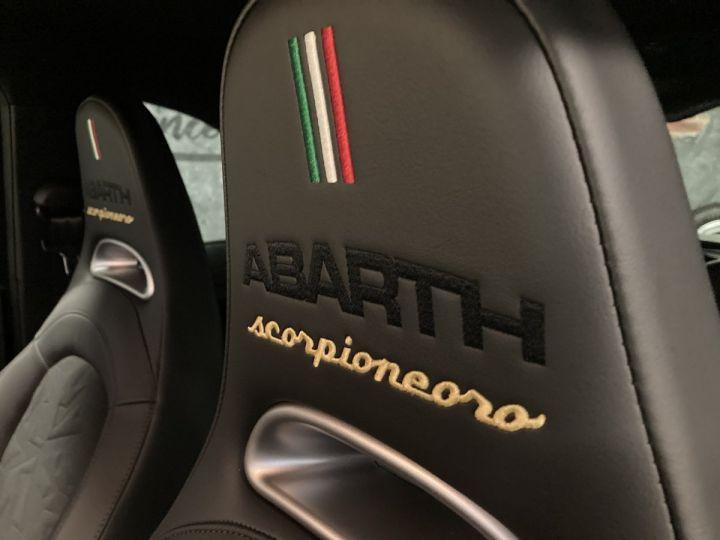 Abarth 595 E6D 1.4 T-Jet 165 Scorpione Oro Noir Scorpione   - 19
