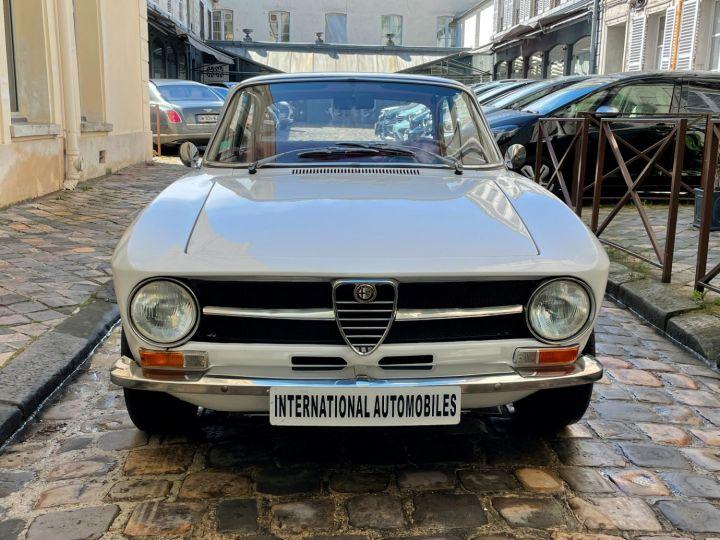 Alfa Romeo 1600 Coupé Bertone GT 1600 Junior Blanc Verni - 2