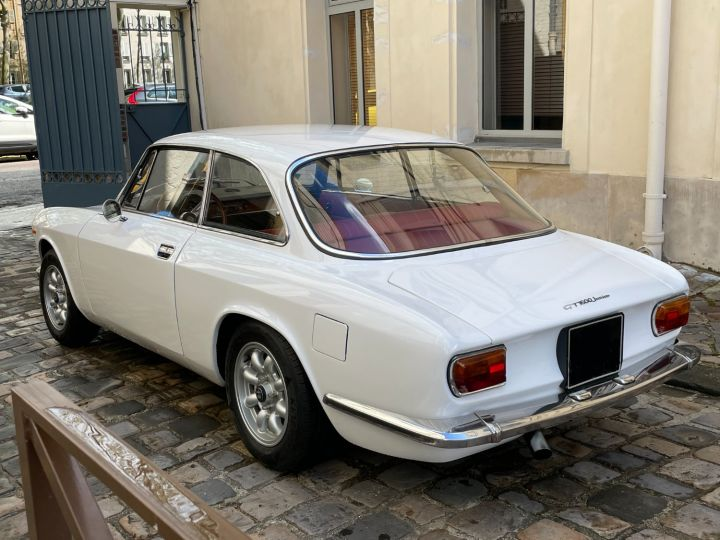 Alfa Romeo 1600 Coupé Bertone GT 1600 Junior Blanc Verni - 6