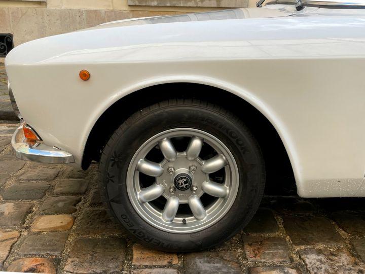 Alfa Romeo 1600 Coupé Bertone GT 1600 Junior Blanc Verni - 7