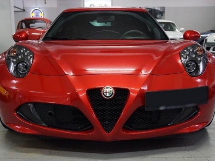 Alfa Romeo 4C 1.8l tbi sport design ROUGE - 2
