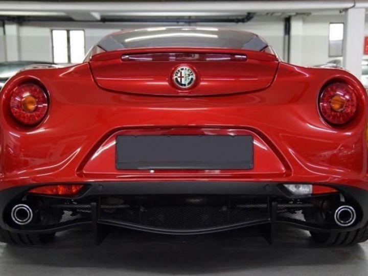 Alfa Romeo 4C 1.8l tbi sport design ROUGE - 5