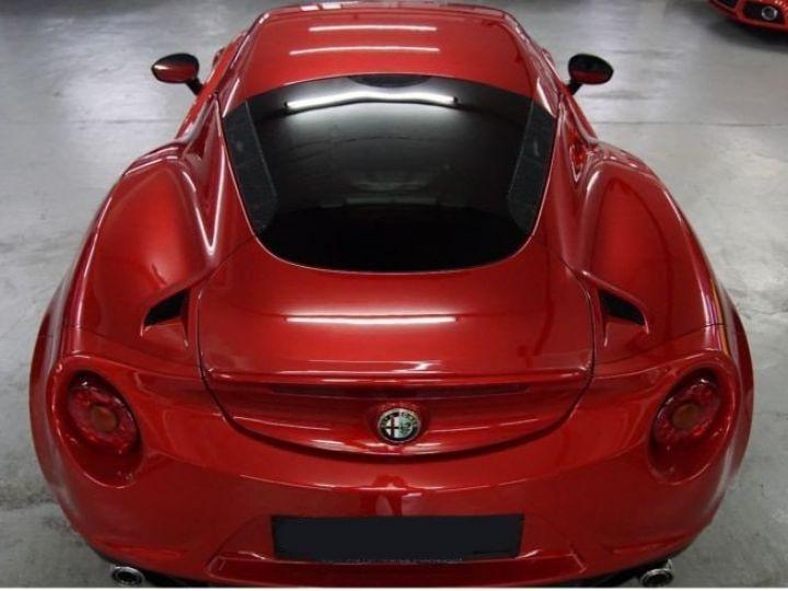 Alfa Romeo 4C 1.8l tbi sport design ROUGE - 6