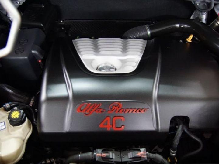 Alfa Romeo 4C 1.8l tbi sport design ROUGE - 13