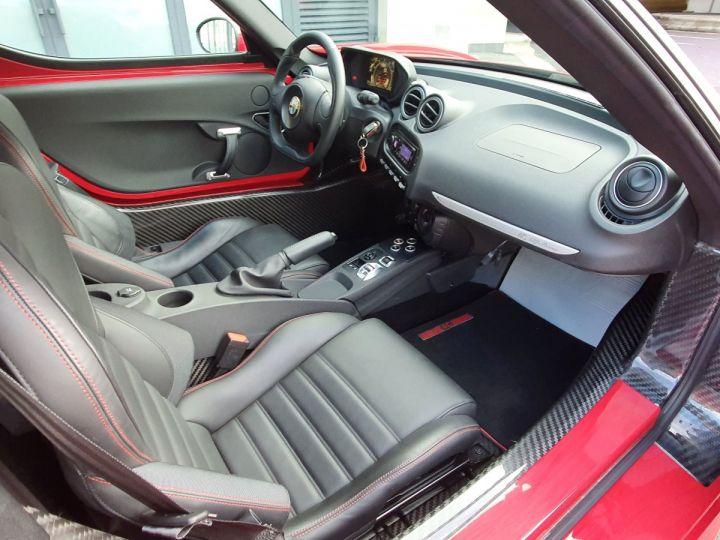 Alfa Romeo 4C 1750 TBI 240 STANDARD EDITION Rouge Griotte ALFA Occasion - 19