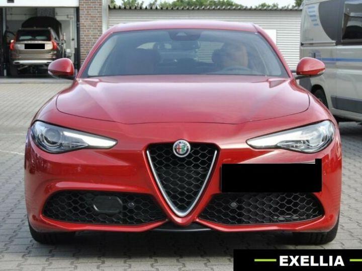 Alfa Romeo Giulia VELOCE  ROUGE PEINTURE METALISE  Occasion - 1