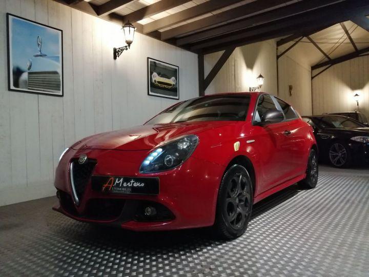 Alfa Romeo Giulietta 1.4 TB 150 CV LUSSO BV6 Rouge - 2