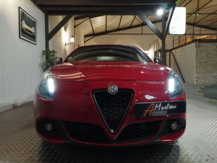 Alfa Romeo Giulietta 1.4 TB 150 CV LUSSO BV6 Rouge - 3
