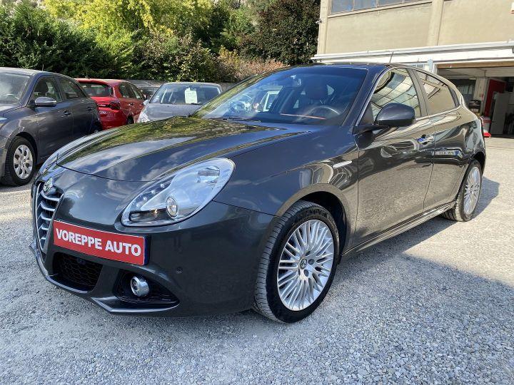 Alfa Romeo Giulietta 1.4 TB MULTIAIR 170CH EXCLUSIVE STOP&START TCT Gris F - 1