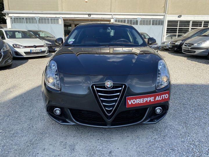 Alfa Romeo Giulietta 1.4 TB MULTIAIR 170CH EXCLUSIVE STOP&START TCT Gris F - 2