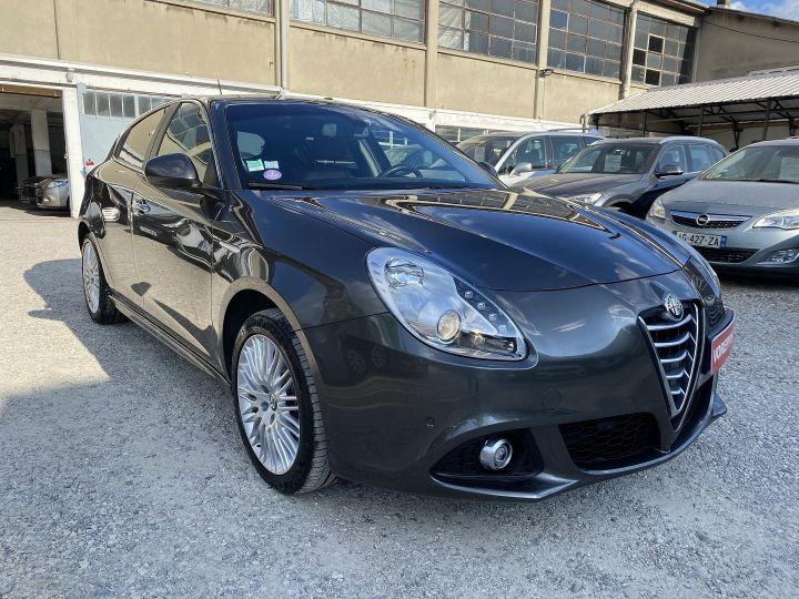 Alfa Romeo Giulietta 1.4 TB MULTIAIR 170CH EXCLUSIVE STOP&START TCT Gris F - 3