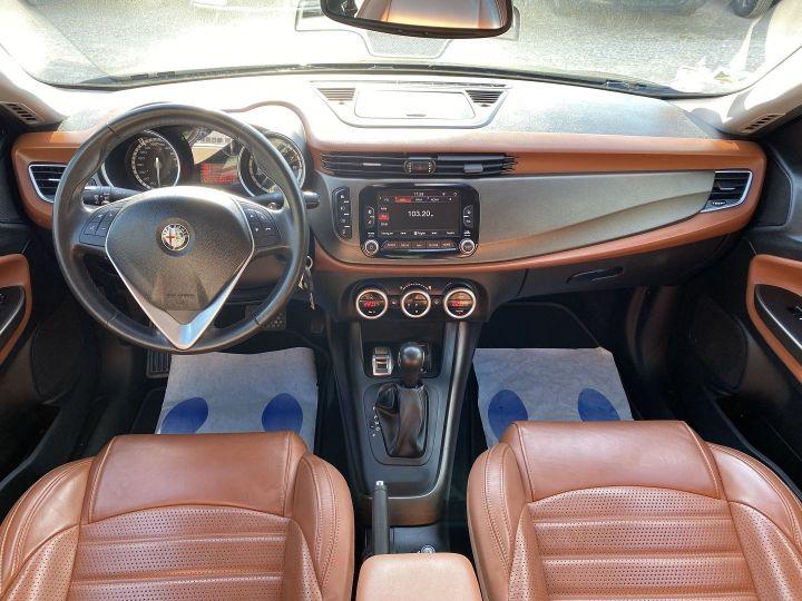 Alfa Romeo Giulietta 1.4 TB MULTIAIR 170CH EXCLUSIVE STOP&START TCT Gris F - 9