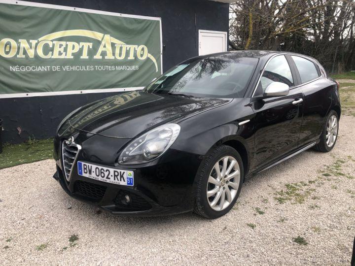 Alfa Romeo Giulietta super NOIR METAL Occasion - 1