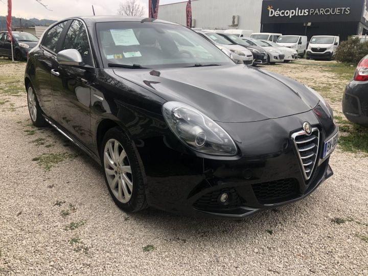 Alfa Romeo Giulietta super NOIR METAL Occasion - 2