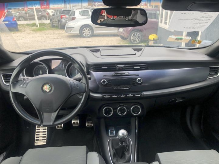 Alfa Romeo Giulietta super NOIR METAL Occasion - 5