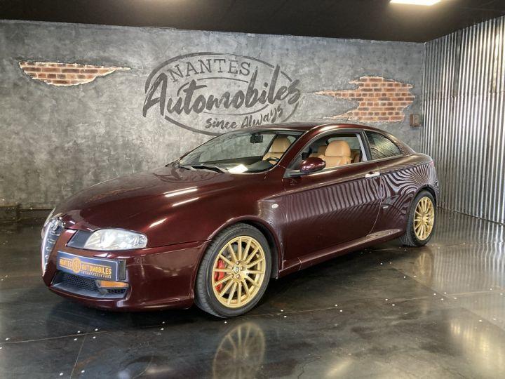 Alfa Romeo GT ALFA ROMEO V6 3,2 240 ch SELECTIVE  ROSSO BRUNELLO  - 1