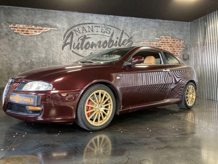 Alfa Romeo GT ALFA ROMEO V6 3,2 240 ch SELECTIVE  ROSSO BRUNELLO  - 2