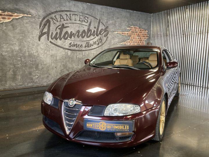 Alfa Romeo GT ALFA ROMEO V6 3,2 240 ch SELECTIVE  ROSSO BRUNELLO  - 3