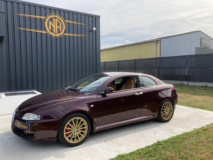Alfa Romeo GT ALFA ROMEO V6 3,2 240 ch SELECTIVE  ROSSO BRUNELLO  - 6