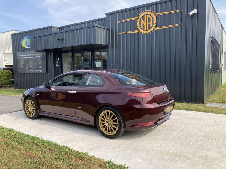Alfa Romeo GT ALFA ROMEO V6 3,2 240 ch SELECTIVE  ROSSO BRUNELLO  - 8