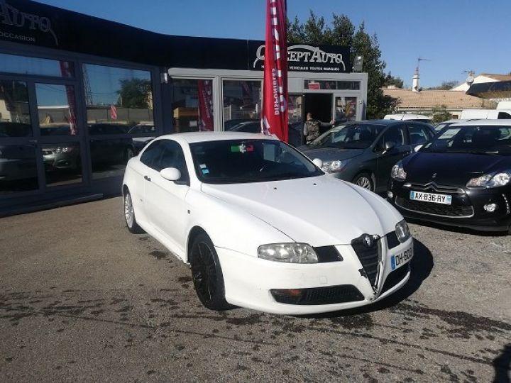 Alfa Romeo GT JTS BLANC METAL Occasion - 2