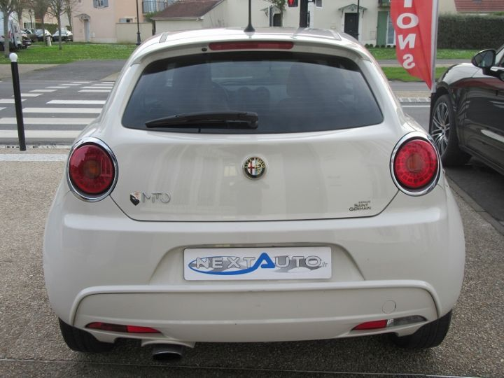 Alfa Romeo MITO 0.9 TWIN AIR 105CH EXCLUSIVE STOP&START Blanc Occasion - 7