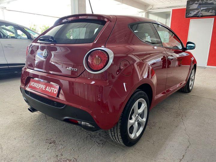 Alfa Romeo Mito 0.9 TWIN AIR 105CH SUPER STOP&START Rouge - 4