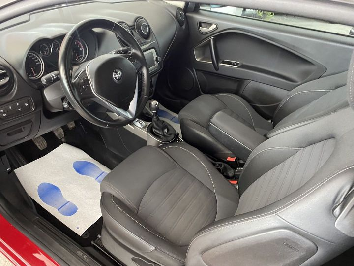 Alfa Romeo Mito 0.9 TWIN AIR 105CH SUPER STOP&START Rouge - 8