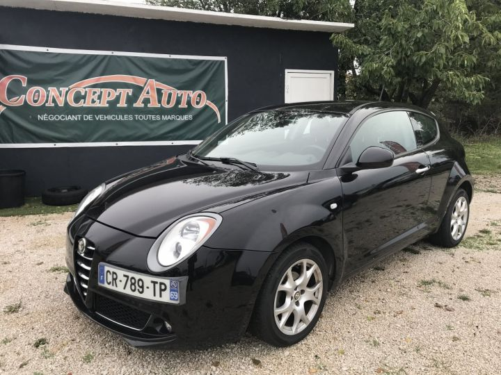 Alfa Romeo MITO 0.9 TWIN AIR 85CH DISTINCTIVE NOIR  Occasion - 1