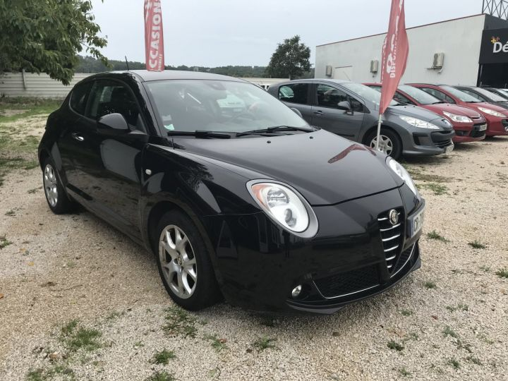 Alfa Romeo MITO 0.9 TWIN AIR 85CH DISTINCTIVE NOIR  Occasion - 2