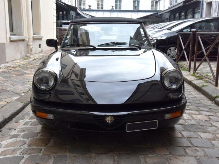 Alfa Romeo Spider 2.0i Noir Opaque Verni - 3
