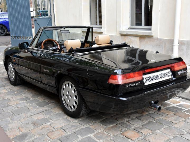 Alfa Romeo Spider 2.0i Noir Opaque Verni - 9