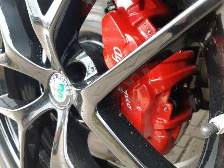Alfa Romeo Stelvio 2.0 Turbo 280cv Q4 Sport Ed. AT8 *Toit ouvrant pano - Cuir* Livraison et garantie 12 mois incluse Blanc Alfa - 13