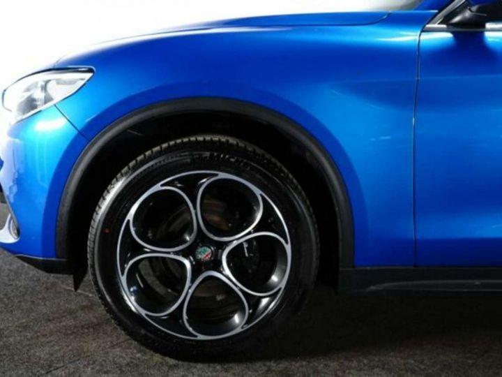 Alfa Romeo Stelvio 2.0Turbo 280 ch Q4 AT8 4X4 /Super /Options / Garantie 12 Mois Bleu Métal - 11