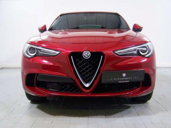 Alfa Romeo Stelvio 2.9 V6 510 Q4 QUADRIFOGLIO AT8 / Garantie 12 Mois  / GPS Rouge - 1