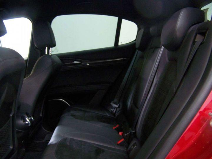 Alfa Romeo Stelvio 2.9 V6 510 Q4 QUADRIFOGLIO AT8 / Garantie 12 Mois  / GPS Rouge - 7