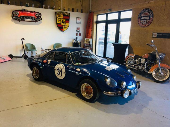 Alpine A110 1600S Bleu - 1
