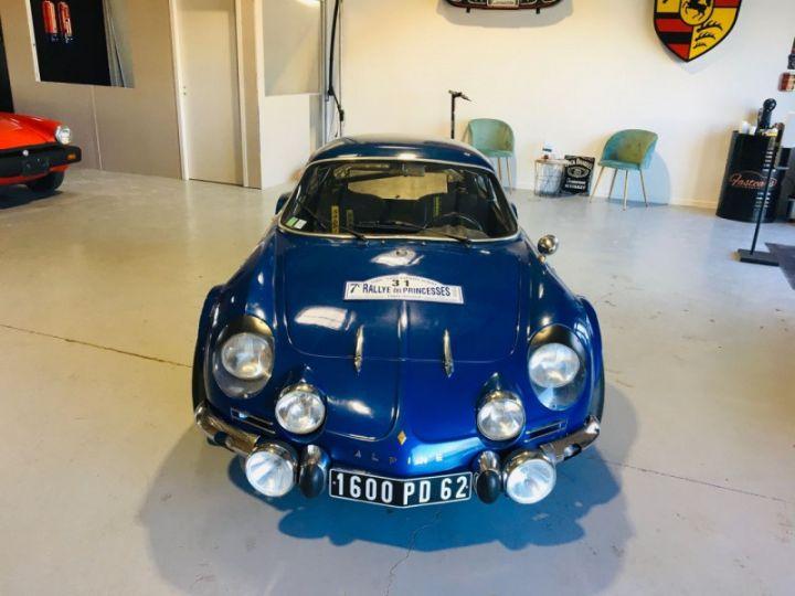 Alpine A110 1600S Bleu - 2